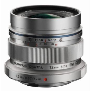 Olympus 12mm f/2 silver M.Zuiko