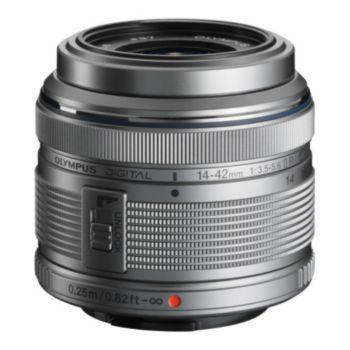 Olympus Digital ED 14-42mm II R 1:3.5-5.6 Argent