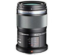 Objectif pour Hybride Olympus  60mm f/2.8 Macro M.Zuiko