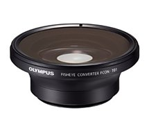 Objectif pour Compact Olympus  Fisheye FCON-T01 pour TG-1, 2, 3, 4