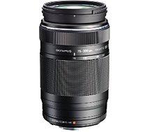 Objectif pour Hybride Olympus 75-300mm f/4.8-6.7 II noir M.Zuiko