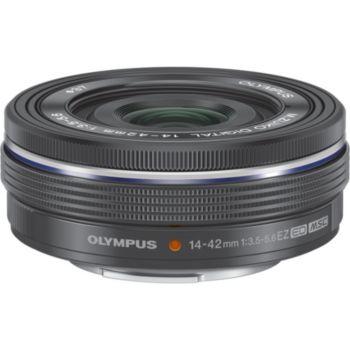 Olympus 14-42mm f/3.5-5.6 EZ noir Pancake