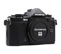 Appareil photo Hybride Olympus  OM-D E-M5 Mark II Nu Noir