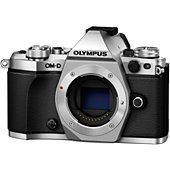 Appareil photo Hybride Olympus OM-D E-M5 Mark II Nu Argent