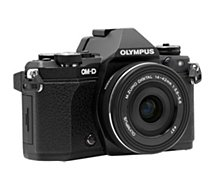 Appareil photo Hybride Olympus OM-D E-M5 Mark II Noir + 14-42mm EZ