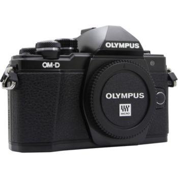 Olympus OM-D E-M10 Mark II Nu Noir