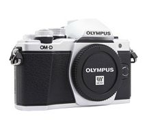 Appareil photo Hybride Olympus OM-D E-M10 Mark II Nu Silver