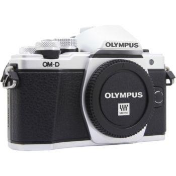Olympus OM-D E-M10 Mark II Nu Silver