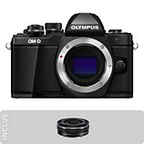 Appareil photo Hybride Olympus OM-D E-M10 Mark II Noir + 14-42mm EZ