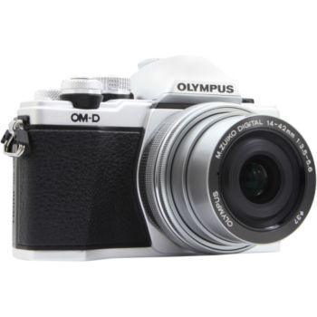 Olympus OM-D E-M10 Mark II silver + 14-42mm EZ