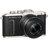 Appareil photo Hybride Olympus Pen E-PL8 Noir + 14-42mm EZ