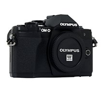 Appareil photo Hybride Olympus OM-D E-M10 Mark III Nu Noir