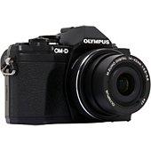 Appareil photo Hybride Olympus OM-D E-M10 Mark III + 14-42mm Noir