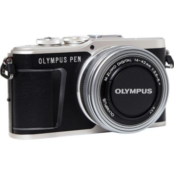 Olympus Pen E-PL9 Noir + EZ-M14-42mm EZ Silver