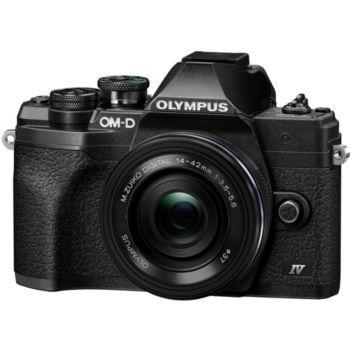 Olympus E-M10 Mark IV + Pancake 14-42mm Noir