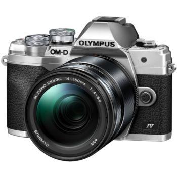 Olympus E-M10 IV 14150 Kit sliver/black