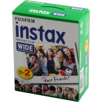 Fujifilm Film Instax Wide 20 poses