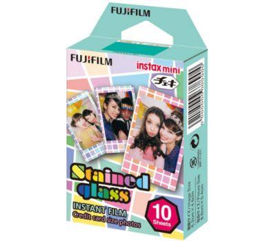 Papier photo instantané Fujifilm Instax Mini Stained Glass (x10)