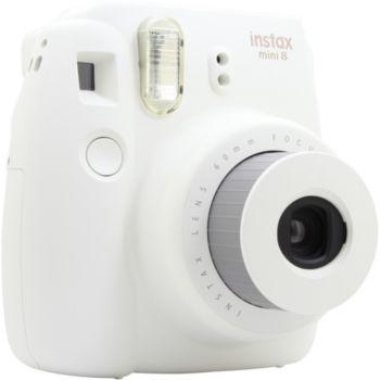 fuji instax mini 8 blanc appareil photo compact boulanger. Black Bedroom Furniture Sets. Home Design Ideas