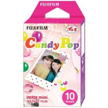 Fujifilm Film Instax Mini Candy Pop (x10)