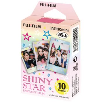 Fujifilm Film Instax Mini Shiny Star (x10)