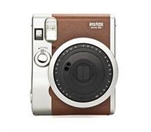 Appareil photo Instantané Fujifilm  Instax Mini 90 Marron
