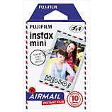 Papier photo Fujifilm  Film Instax Mini Air Mail (x10)