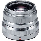 Objectif Fujifilm XF 35mm F2 R WR Silver