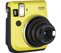 Appareil photo Instantané Fujifilm  Instax Mini 70 jaune