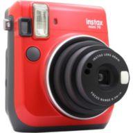 Appareil photo Instantané Fujifilm Instax Mini 70 rouge
