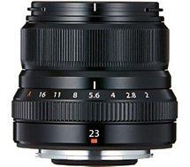 Objectif Fujifilm  XF 23mm F2.0 R WR Noir
