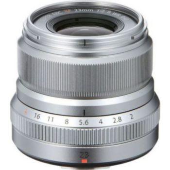 Fujifilm XF 23mm F2.0 R WR Silver