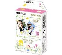 Papier photo instantané Fuji Film Instax Mini Hello Kitty 3 (x10)