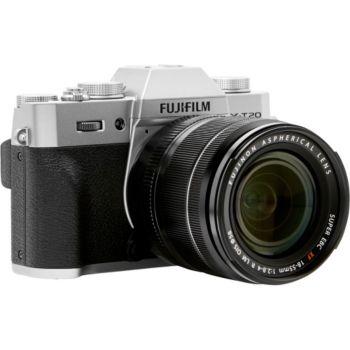 Fujifilm X-T20 Silver + XF 18-55mm