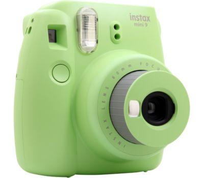 Appareil photo Instantané Fujifilm Instax Mini 9 Vert citron