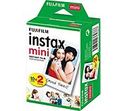 Fuji Film Instax Mini 20 poses