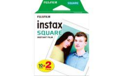 Papier photo instantané Fujifilm Film Instax Square 10x2
