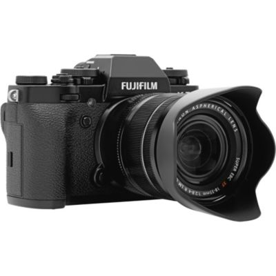 Location Appareil photo Hybride Fujifilm X-T3 Noir + XF18-55mm