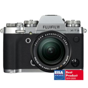 Fujifilm X-T3 Silver + XF18-55mm