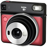 Appareil photo Instantané Fujifilm  INSTAX Square SQ6 Ruby Red