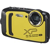 Appareil photo Compact Fujifilm XP140 Jaune