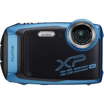 Fujifilm XP140 Bleu Turquoise