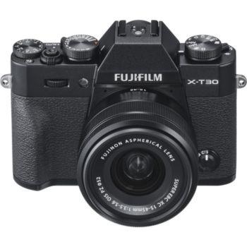 Fujifilm X-T30 Noir + XC15-45mm PZ