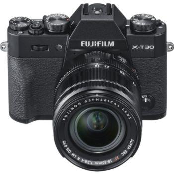 Fujifilm X-T30 Noir + XF 18-55mm
