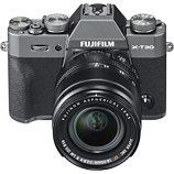 Appareil photo Hybride Fujifilm  X-T30 Anthracite + XF 18-55mm