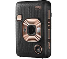 Appareil photo Instantané Fujifilm  Mini LiPlay Noir