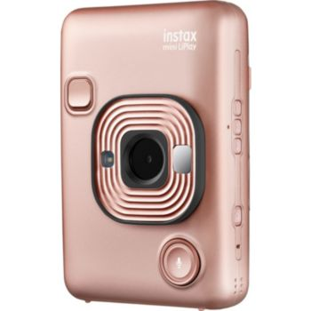 Fujifilm Mini LiPlay Rose Doré