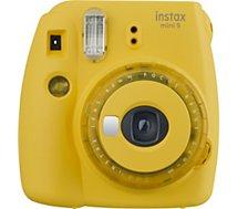 Appareil photo Instantané Fujifilm  Instax Mini 9 Jaune
