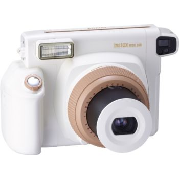 Fujifilm Instax Wide 300 camera toffee EX D