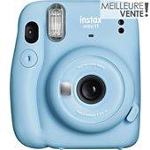 Appareil photo Instantané Fujifilm Instax Mini 11 sky blue